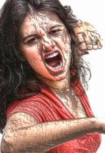 Mujer maligna